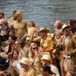 Canal Parade of the Amsterdam Gay Pride 2014 — Stock Photo #50856997