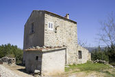 Old house in Sardinia — Stock Photo