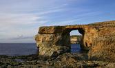 Azure Window, Gozo, Malta — ストック写真