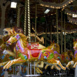 Old fashioned carousel — Stock Photo #19028011