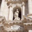 Stock Photo: Madonnstatue Italy
