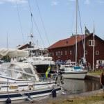Gota canal Sweden — Stock Photo