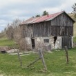 Rustic Barn — Stock Photo