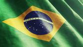 Brazilian Flag — Stock Photo