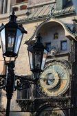 Prague - Astronomical Clock — Stock Photo