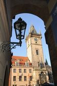 Prague - Astronomical Clock — Stock Photo
