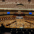 Brussels - The European Parliament — Stock Photo #22182215
