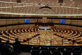 Brussels - The European Parliament — Stock Photo