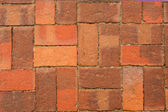 Brick background texture — Stock Photo