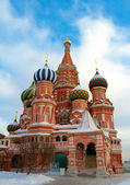 St Basil's Cathedral — Stockfoto