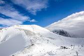 Winter mountain — Stock Photo