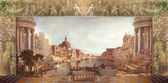 Grand Canal with S. Simeone Piccolo — Stock Photo