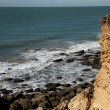 Cliffs Roche, Conil de la Frontera, Spain — Stock Photo