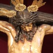 Christ died on the cross, original work of Juan de Mesa, conducted in 1618 - Stockfoto