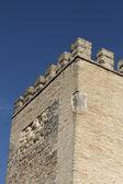 Tower of the Alcazar of Jerez de la Frontera — Stock Photo