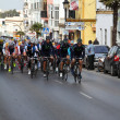 Stock Photo: Cycle race, Andalusia, Spain