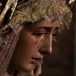 Royalty-Free Stock Photo: Virgin of the Incarnation, Jerez de la Frontera, pain