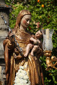 Virgen del Buen Suceso, imagen del siglo XVI, Jerez de la Frontera. — Photo