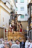 Semana Santa de Jerez, Hermandad del Amor — Stock fotografie