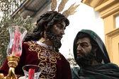 Hermandad de San Benito, Semana Santa de Jerez — Stock Photo