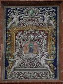 Cerámica artística, azulejos, Sevilla — Stock Photo