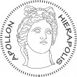 Stockvector : Coin Apollo