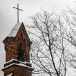 Virgin Mary Church — Stock Photo #18974997