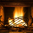 Fireplace — Stockfoto #21596315