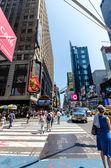 Times Square — Stock fotografie