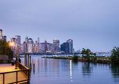 Hudson River — Stock Photo
