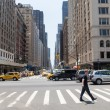 Stock Photo: Sixth avenue