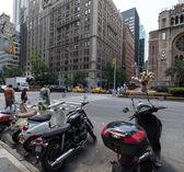 Park Avenue — Foto Stock