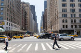 Sixth avenue — Stock Photo