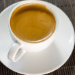 Cup of espresso coffee — Stock Photo #25113469
