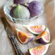 Ripe figs — Stock Photo