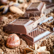 Chocolate still life — Stock Photo #31272293