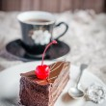 Chocolate cake — Stock Photo #33214263