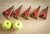5:2 diet concept — Stock Photo