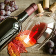 Red wine — Stock Photo #35978525