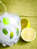 Cocktail refrescante mojito — Foto Stock