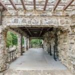 Gillette Castle terrace — Stock Photo #51348545