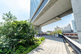 High Line Park — Stock Photo