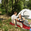 Camping Serie — Stock Photo #23864783