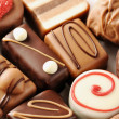 Chocolates — Stock Photo