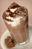Hot chocolate — Photo