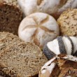 Variation of wholemeal Bread — Stock Photo #25497055