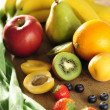 Fresh fruits — Stock Photo #25498957