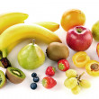Fresh fruits — Stock Photo #25498995