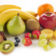 Fresh fruits — Stock Photo #25499021
