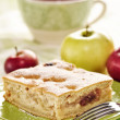 Apple cake — Stock Photo #25501517